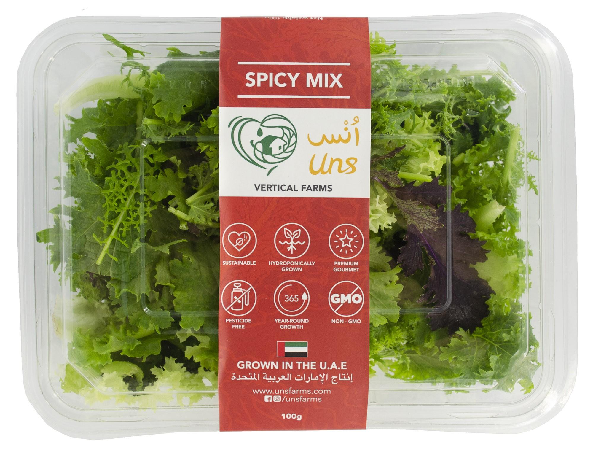 Spicy Mix