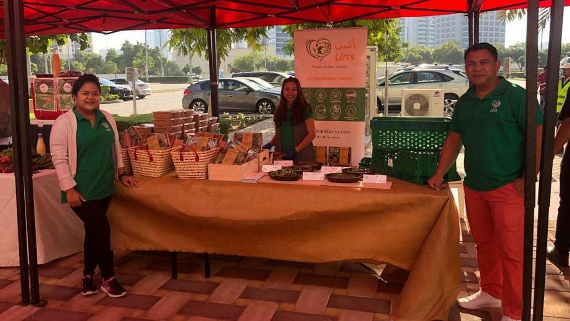 Farmers Market Event
