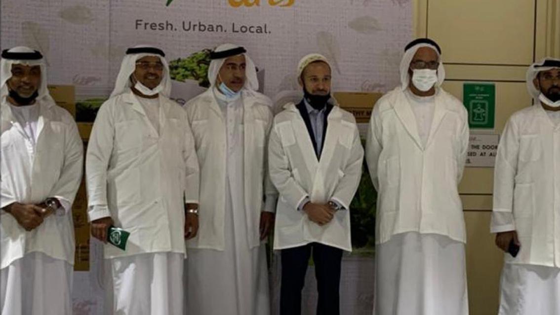 FARM VISIT By H.E. Nasser Ahmed Khalifa Alsowaidi