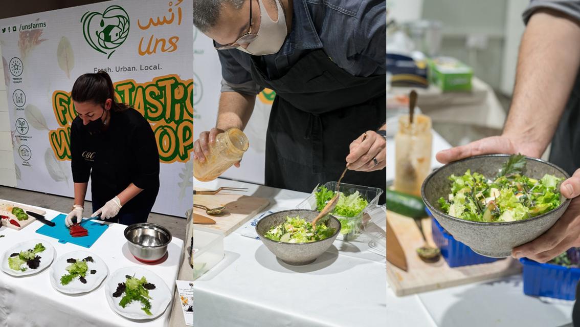 Foodtastic Workshop